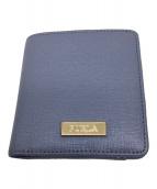 ()の古着「2つ折り財布」|ブルー