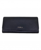 FURLA(フルラ)の古着「長財布」 ブラック
