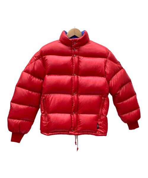 MONCLER(モンクレール)MONCLER (モンクレール) ダウンジャケット レッド サイズ:86-3の古着・服飾アイテム