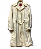 AMACA(アマカ)の古着「GORE-TEXコート」|アイボリー