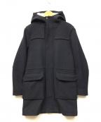 BAYFLOW(ベイフロー)の古着「ジップコート」 ブラック