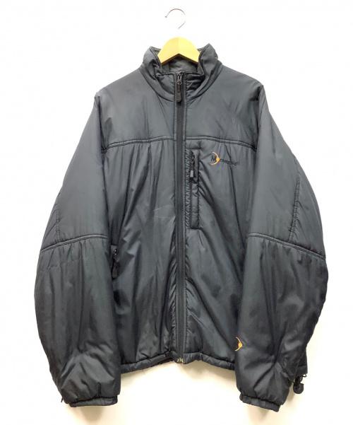 MOONSTONE(ムーンストーン)MOONSTONE (ムーンストーン) マイクロサーモライトジャケット ダークグレー サイズ:M 冬物の古着・服飾アイテム