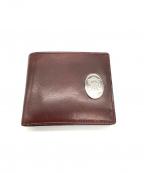 Orobianco(オロビアンコ)の古着「2つ折り財布」|ブラウン