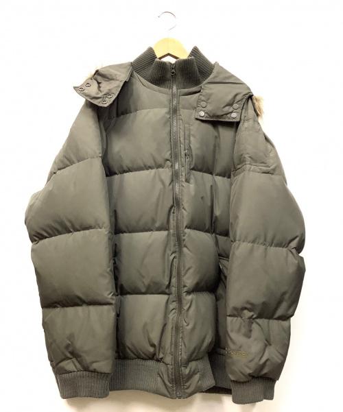 Columbia(コロンビア)Columbia (コロンビア) ダウンジャケット オリーブ サイズ:XLの古着・服飾アイテム