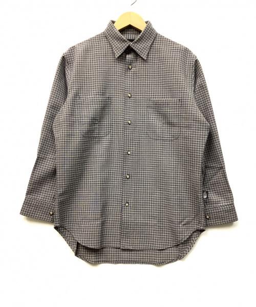THE NORTH FACE(ザノースフェイス)THE NORTH FACE (ザノースフェイス) チェックシャツ サイズ:Sの古着・服飾アイテム