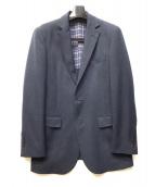 BLACK LABEL CRESTBRIDGE(ブラックレーベルクレストブリッジ)の古着「2Bスーツ」|ネイビー