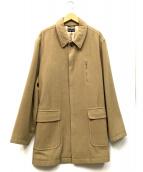 Paul Smith COLLECTION(ポールスミスコレクション)の古着「コート」|ブラウン