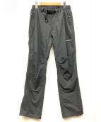 mont-bell(モンベル)の古着「ナイロンパンツ」|グレー