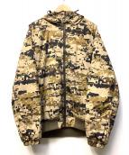 Columbia(コロンビア)の古着「中綿ジャケット」|ブラウン
