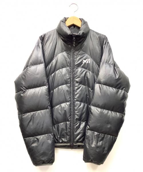 MILLET(ミレー)MILLET (ミレー) ダウンジャケット ブラック サイズ:XSの古着・服飾アイテム