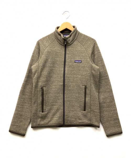 Patagonia(パタゴニア)Patagonia (パタゴニア) フリースジャケット ライトブラウン サイズ:XSの古着・服飾アイテム