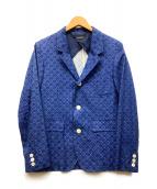MONKEY TIME(モンキータイム)の古着「テーラードジャケット」|ネイビー
