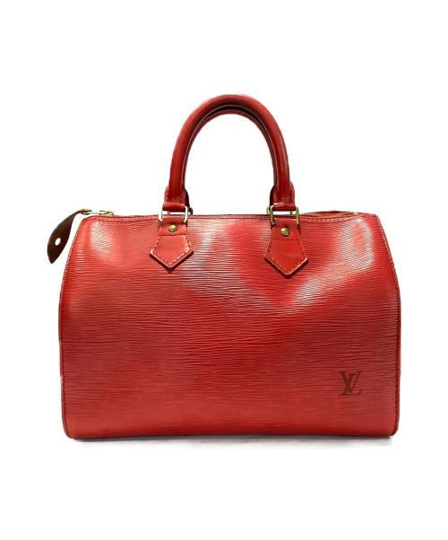 LOUIS VUITTON(ルイ ヴィトン)LOUIS VUITTON (ルイヴィトン) スピーディ30 レッド サイズ:30 エピ M43007 VI1902の古着・服飾アイテム