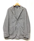 L.B.M.1911(エルビーエム1911)の古着「テーラードジャケット」 ブルー