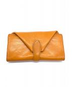 Dakota(ダコタ)の古着「長財布」|オレンジ