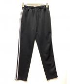 DANKE SCHON(ダンケ シェーン)の古着「ジャージパンツ」|ブラック