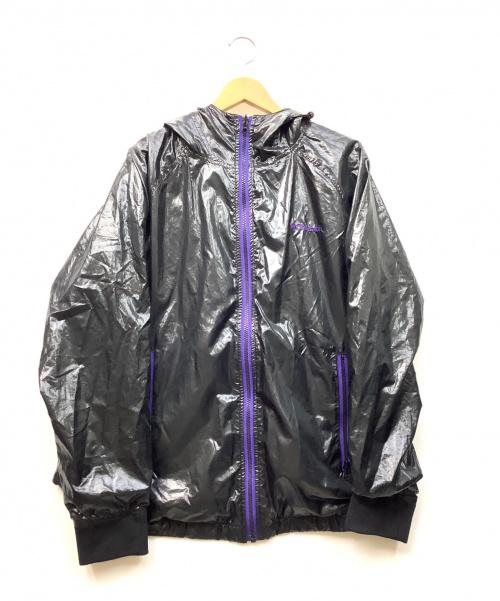 Columbia(コロンビア)Columbia (コロンビア) リバーシブルジャケット ブラック×パープル サイズ:Lの古着・服飾アイテム