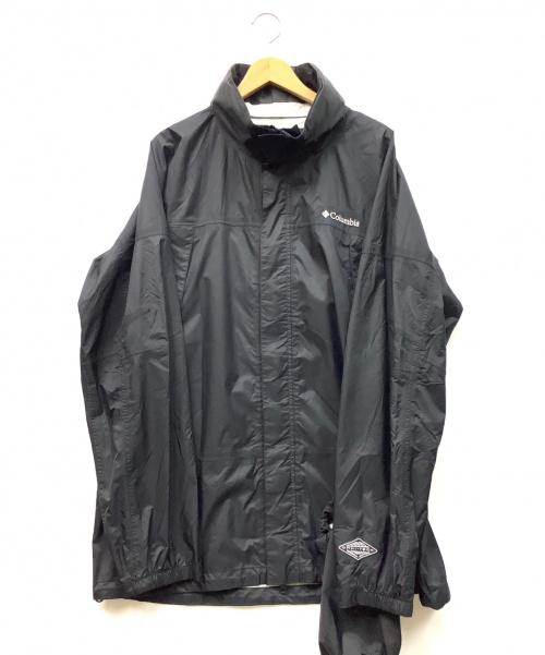 Columbia(コロンビア)Columbia (コロンビア) レインスーツ ブラック サイズ:XLの古着・服飾アイテム