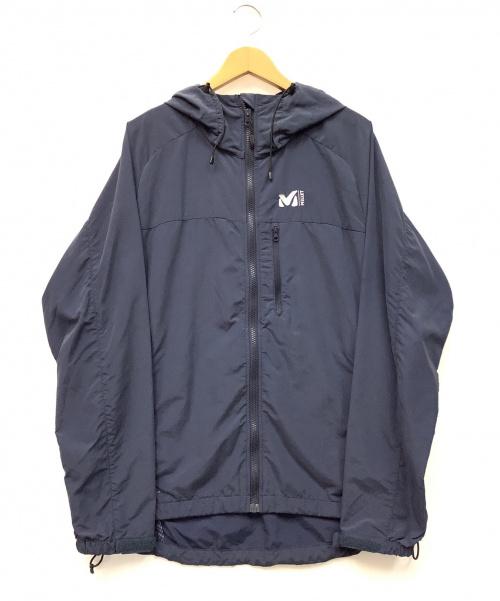 MILLET(ミレー)MILLET (ミレー) マウンテンパーカー ネイビー サイズ:Lの古着・服飾アイテム