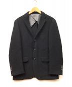 green label relaxing(グリーンレーベルリラクシング)の古着「テーラードジャケット」|ブラック