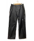 mont-bell(モンベル)の古着「ナイロンパンツ」|ブラック