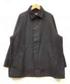 HTS(ハロータウンストアーズ)の古着「カバーオール」|ブラック