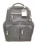 TUMI(トゥミ)の古着「コンパクトラップトップブリーフバッグ」|ブラック