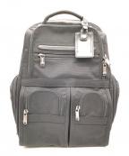 TUMI(トゥミ)の古着「コンパクトラップトップブリーフバッグ」 ブラック