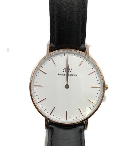 Daniel Wellington(ダニエルウェリントン)Daniel Wellington (ダニエルウェリントン) 腕時計 クォーツの古着・服飾アイテム