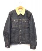 WACKO MARIA(ワコマリア)の古着「裏ボアデニムジャケット」|インディゴ