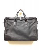 TUMI(トゥミ)の古着「ビジネスバッグ」|ブラック