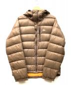Lowe Alpine(ロウアルパイン)の古着「ダウンジャケット」|ブラウン
