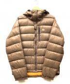 Lowe Alpine(ロウアルパイン)の古着「ダウンジャケット」 ブラウン
