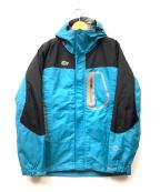 Lowe Alpine(ロウアルパイン)の古着「マウンテンパーカー」 ブルー