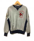 TED COMPANY(テッドカンパニー)の古着「スウェット」 グレー