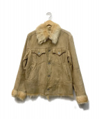 N(エヌ)の古着「ゴートジャケット」 ブラウン