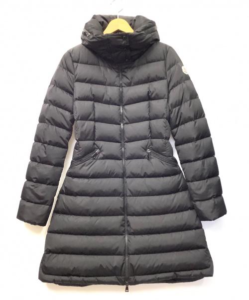 MONCLER(モンクレール)MONCLER (モンクレール) ダウンコート ブラックの古着・服飾アイテム