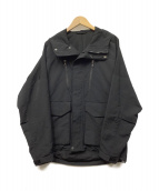 PLST(プラステ)の古着「マウンテンパーカー」 ブラック