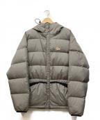 Lowe Alpine(ロウアルパイン)の古着「ダウンジャケット」 グレー