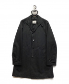 TAKEO KIKUCHI(タケオキクチ)の古着「ライナー付コート」|ブラック