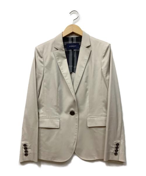 BURBERRY LONDON(バーバリーロンドン)BURBERRY LONDON (バーバリーロンドン) ジャケット ベージュ サイズ:40の古着・服飾アイテム