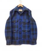 FILSON GARMENT(フィルソンガーメント)の古着「クルーザージャケット」 ブルー