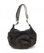 Yves Saint Laurent()の古着「セミショルダーバッグ」|ブラック