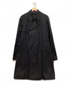 PAUL SMITH(ポールスミス)の古着「トレンチコート」|ブラック