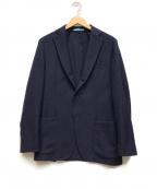 BARNEYS NEWYORK(バーニーズ・ニューヨーク)の古着「テーラードジャケット」 ネイビー