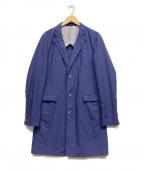 JOURNAL STANDARD(ジャーナルスタンダード)の古着「コート」|ネイビー