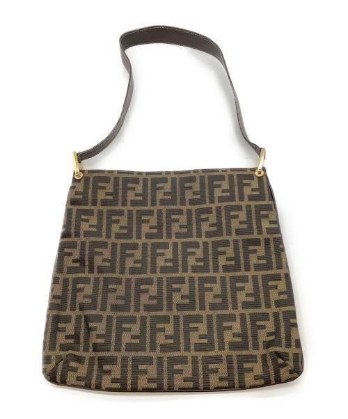 FENDI(フェンディ)FENDI (フェンディ) ショルダーバッグ ズッカの古着・服飾アイテム