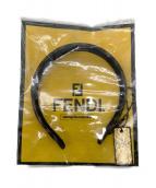 FENDI(フェンディ)の古着「カチューシャ」