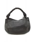 ()の古着「セミショルダーバッグ」|ブラック