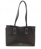 Calvin Klein(カルバンクライン)の古着「トートバッグ」|ブラック